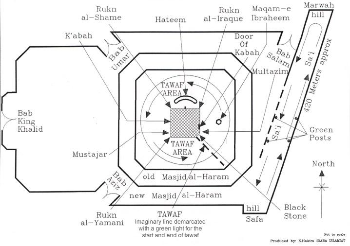 Makkah Layout